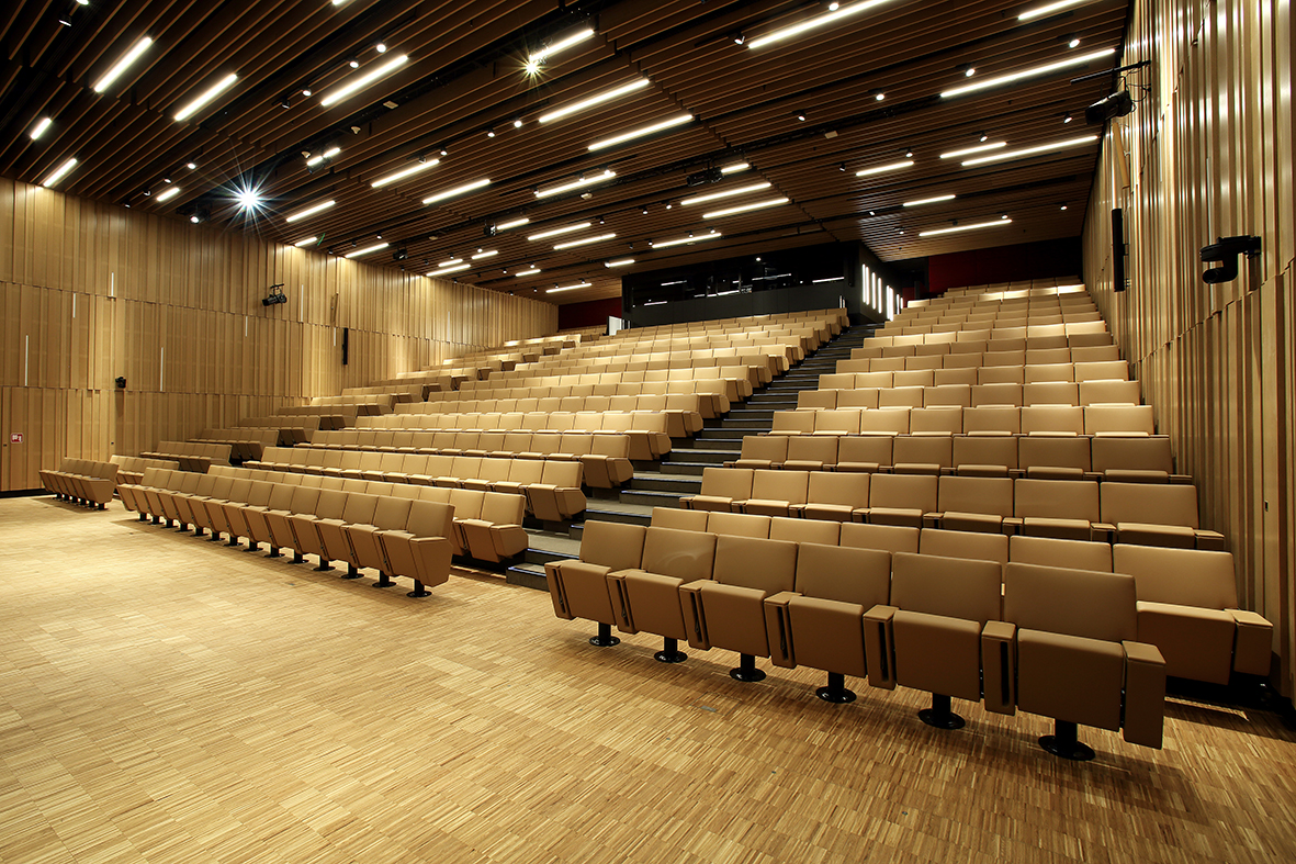 BGL BNPP Multipurpose Hall