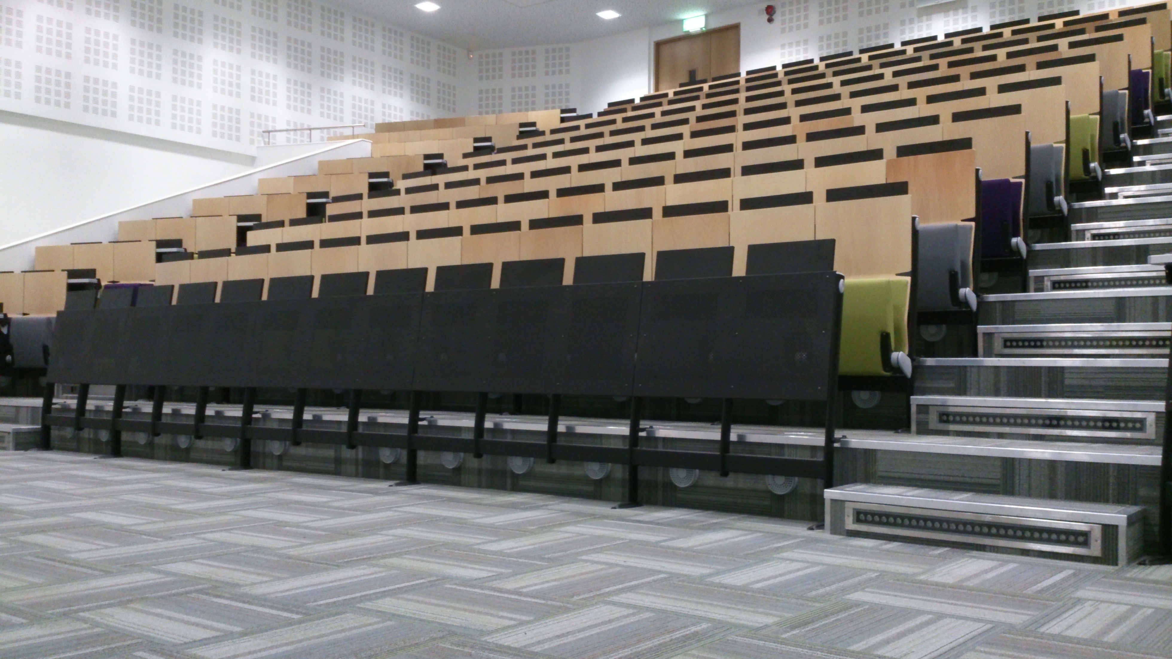 University of Limerick, lecture halls