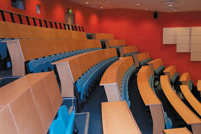 Oxford University, lecture halls, Oxford