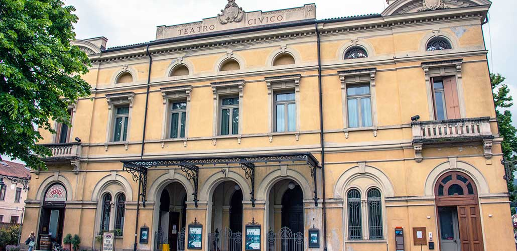"""Civico"" Theater of Schio"